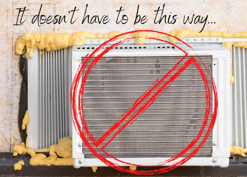 11 Reasons To Choose a Mini-Split over Window Air Conditioning Units